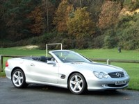 Used Mercedes SL350 SL NEW SHAPE MODEL + NICE SPEC
