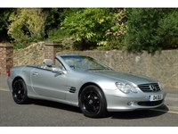 Used Mercedes SL350 SL Sports PANORAMIC ROOF + AMG ALLOYS