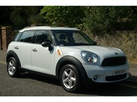 Used MINI Hatch One Countryman 5dr SUNROOF + BLUETOOTH