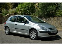 Used Peugeot 307 Style 3dr TAXED AND MOT