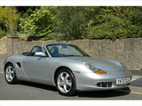 Used Porsche Boxster 24v LOW MILEAGE+FULL HISTORY