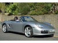 Used Porsche Boxster 24v BIG SPEC+STUNNING COLOUR COMBINATION