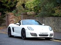 Used Porsche Boxster 24v Pdk ULTRA LOW MILEAGE + STUNNING CAR