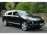 Used Porsche Cayenne Tiptronic S ?12,000 WORTH OF EXTRAS