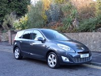 Used Renault Grand Scenic Dynamique Tomtom dCi 7 SEATS + SAT NAV
