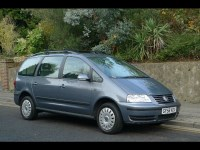 Used VW Sharan S TDi 7 SEATS+BLUETOOTH