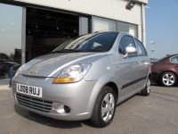 Used Chevrolet Matiz SE+
