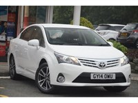 Used Toyota Avensis D-4D Icon Business Edition