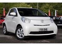 Used Toyota iQ VVT-i
