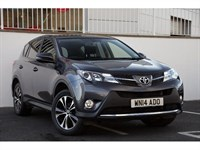 Used Toyota RAV4 D-4D Icon AWD