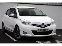 Used Toyota Yaris 1.33 VVT-i Trend Touch & Go
