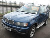 Used BMW X5 SPORT