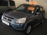 Used Honda CR-V I-VTEC EXECUTIVE