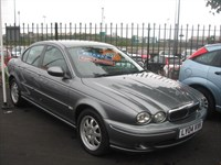 Used Jaguar X-Type CLASSIC D