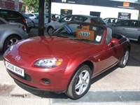 Used Mazda MX-5 I