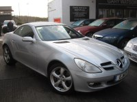 Used Mercedes SLK350 Automatic