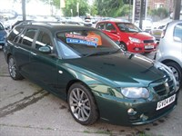 Used MG ZT-T 180 PLUS SPORTS