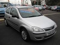 Used Vauxhall Corsa LIFE 12V TWINPORT