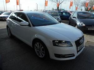used Audi A3 TDI SPORT in glamorgan