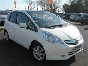 used Honda Jazz IMA HX in glamorgan