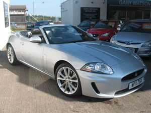 used Jaguar XK XK 5.0 V8 in glamorgan