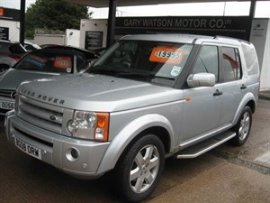 used Land Rover Discovery 3 TDV6 HSE in glamorgan