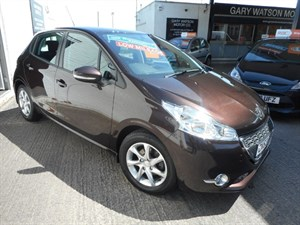 used Peugeot 208 ACTIVE in glamorgan
