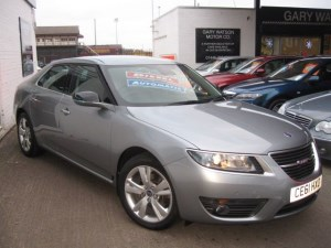 used Saab 9-5 VECTOR SE TID in glamorgan