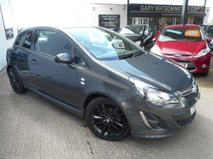 used Vauxhall Corsa LIMITED EDITION in glamorgan