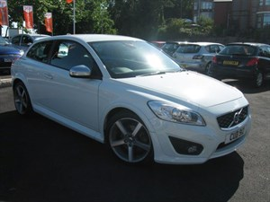 used Volvo C30 D3 R-DESIGN in glamorgan