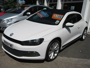 used VW Scirocco TSI in glamorgan