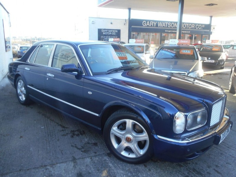 used Bentley Arnage R in glamorgan