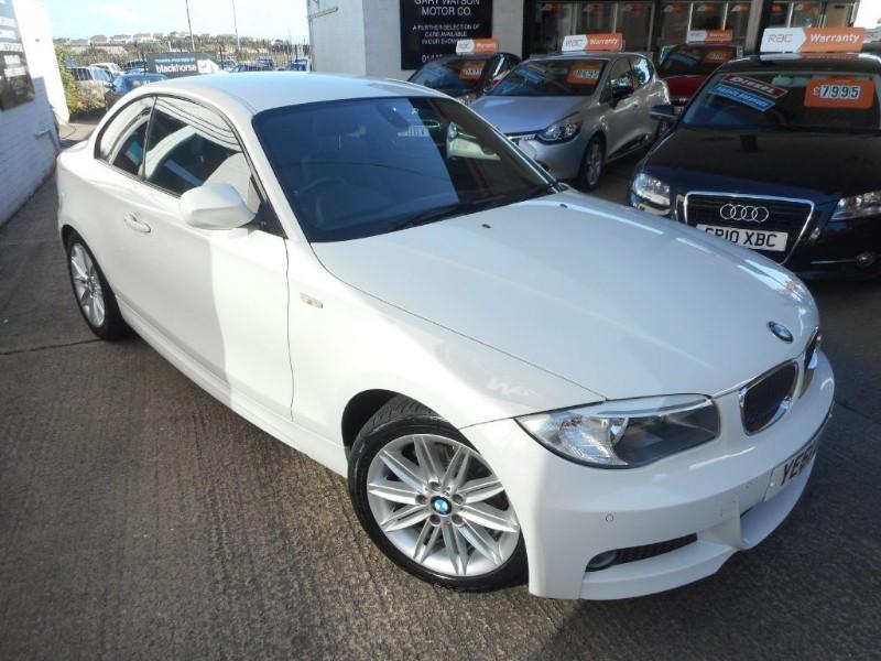 used BMW 120d M SPORT in glamorgan