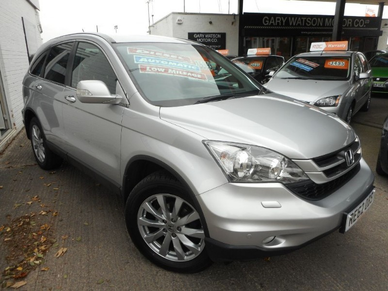 used Honda CR-V I-DTEC ES-T in glamorgan