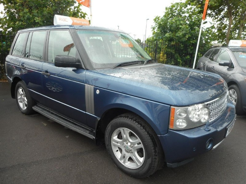 used Land Rover Range Rover TD6 VOGUE in glamorgan