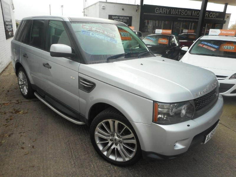 used Land Rover Range Rover Sport TDV6 HSE in glamorgan