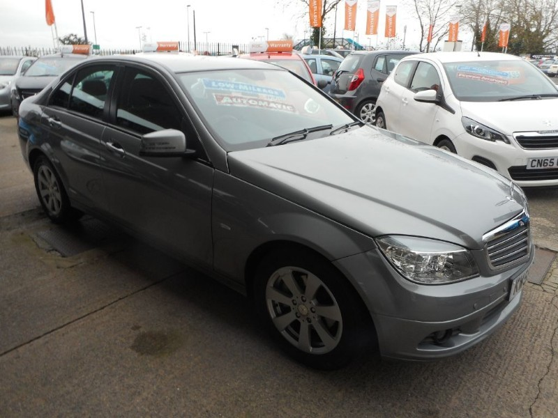used Mercedes C180 CGI BLUEEFFICIENCY SE in glamorgan