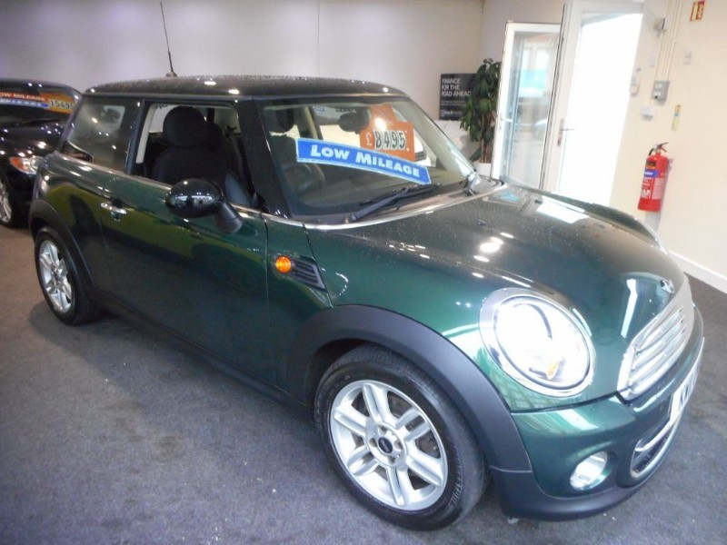 used MINI Cooper COOPER in glamorgan