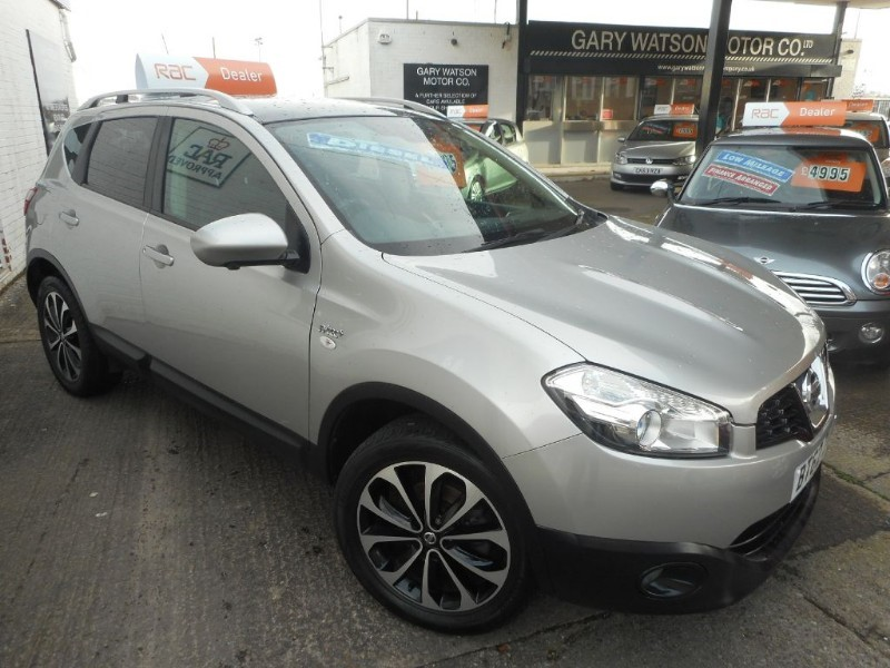 used Nissan Qashqai N-TEC PLUS DCI in glamorgan