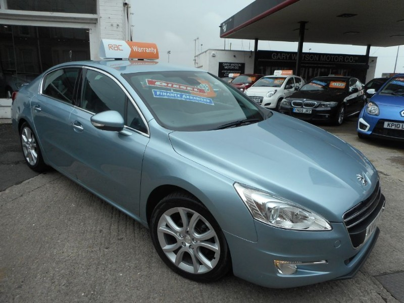 used Peugeot 508 HDI ALLURE in glamorgan