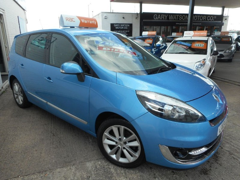 used Renault Scenic GR DYNAMIQUE TOMTOM LUXE ENERGY DCI S/S in glamorgan