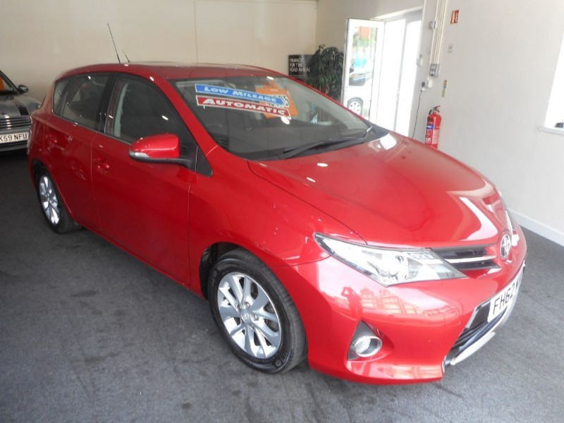 used Toyota Auris ICON VALVEMATIC in glamorgan