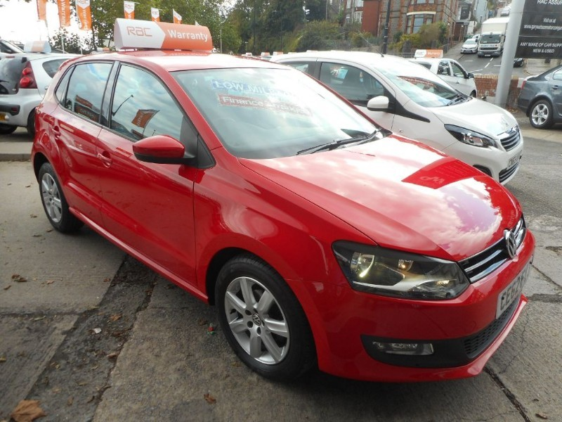 used VW Polo MATCH in glamorgan