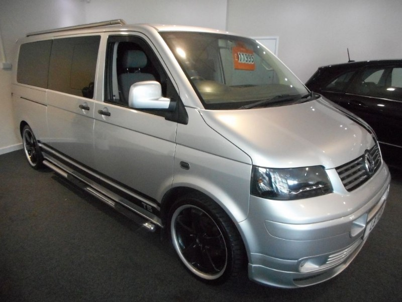 used VW Transporter T32 LWB TDI in glamorgan