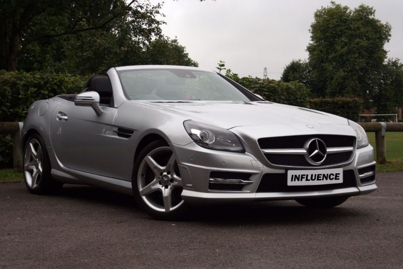Used mercedes slk 350 amg sport for sale in leatherhead for Mercedes benz surrey uk