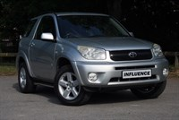 Used Toyota RAV4 XT3 VVT-I 3 Door - 1 OWNER