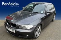 Used BMW 120d 1 SERIES M Sport 3dr