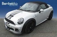 Used MINI Roadster 1.6 COOPER S 2DR AUTO