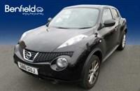 Used Nissan Juke dCi Acenta 5dr (Premium Pack)