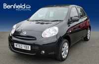 Used Nissan Micra Acenta 5dr